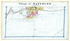 Waterloo Village - South, Jefferson County 1899